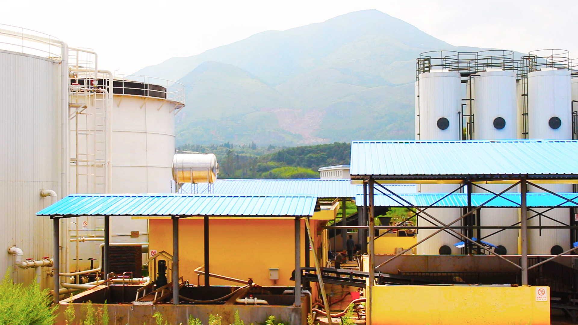 嵩明县蔬菜废弃物资源化利用建设项目一期工程