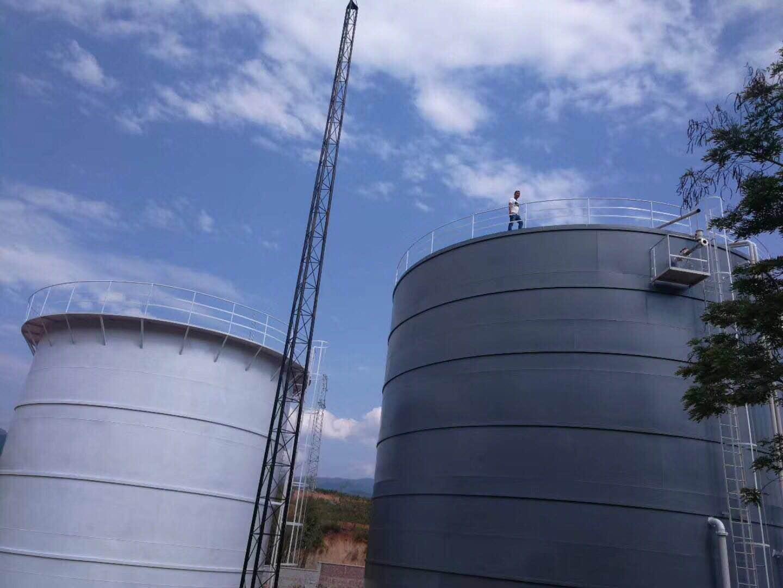 景谷聚顺兴工贸有限公司民乐牲畜养殖场大型沼气工程